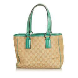 Gucci | GG Canvas Tote Bag