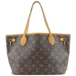 Louis Vuitton Small Monogram Neverfull PM Tote Bag 522lvs610