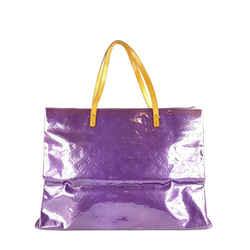 Louis Vuitton Purple Monogram Vernis Reade GM Tote 37LV713