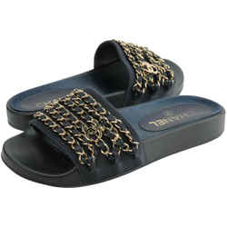 Chanel Tropiconic Slides