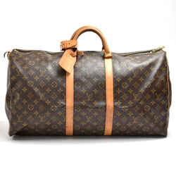 Louis Vuitton Keepall 55 Monogram Canvas Duffle Travel Bag LT922