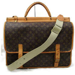 Louis Vuitton 872327 Monogram Sac Chasse Hunting with Strap