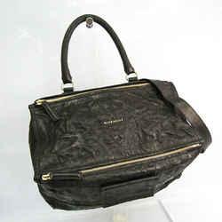 Givenchy Pandora Large 11L5252004 Women's Leather Handbag,Shoulder Bag  BF520771