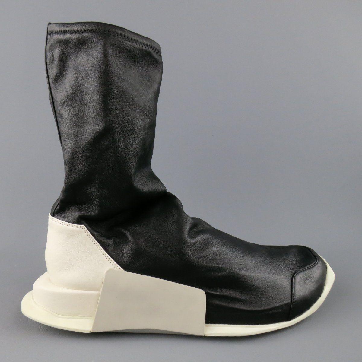 Rick Owens X Adidas Size 10.5 Black