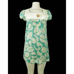 THEME Jacquard Mini Dress