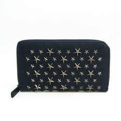 Jimmy Choo Carnaby Star Stars J000049385001 Women's Leather Long Wallet Bf512683