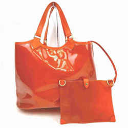 Louis Vuitton Epi Plage Translucent Lagoon Bay Tote with Pouch 860073