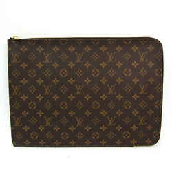 Louis Vuitton Monogram Poche Document M53456 Women's Briefcase Monogram BF522338