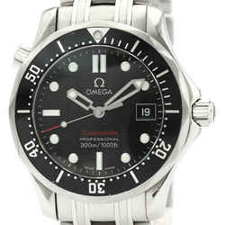 Polished OMEGA Seamaster Diver 300M Mid Size Watch 212.30.36.61.01.001 BF508525