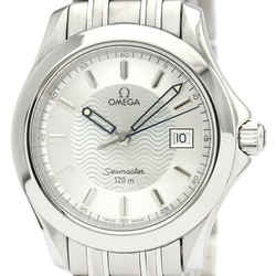 Polished OMEGA Seamaster 120M Stainless Steel Quartz Mens Watch 2511.31 BF515676