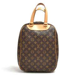 Vintage Louis Vuitton Excursion Monogram Canvas Travel Handbag LU130