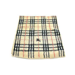 "Burberry: Beige ""nova Check"" Hand Towel (q)"