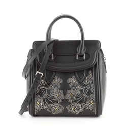 Heroine Tote Studded Leather Small