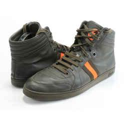 Gucci GG Viaggio Collection High-Top Sneakers