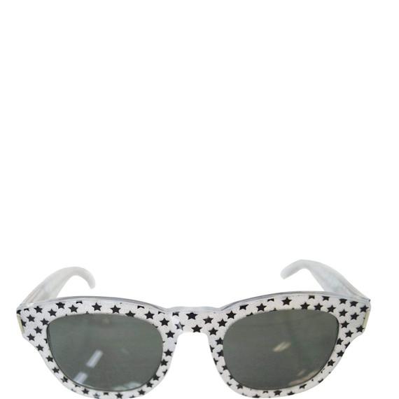Yves Saint Laurent Bold 2 Star Sunglasses White