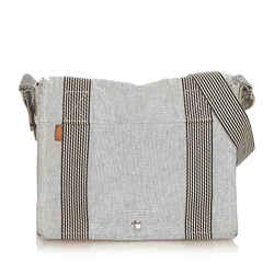 Gray Hermes Fourre Tout Besace PM Bag