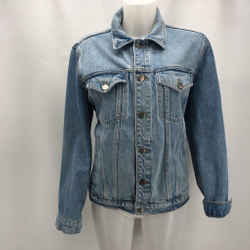 Frame Blue Jean Jacket Small