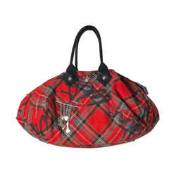 Vivienne Westwood Tartan Handbag
