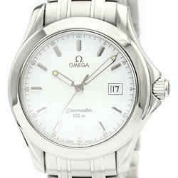 Polished OMEGA Seamaster 120M Stainless Steel Quartz Mens Watch 2511.21 BF515738