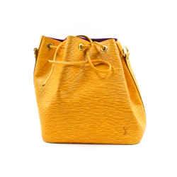 Louis Vuitton Petit Noe Epi Leather Bucket