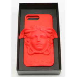 Versace Red Medusa iPhone 8 Plus Case