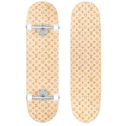 Louis Vuitton ss21 Virgil Abloh Monogram LV Skateboard 272lv35