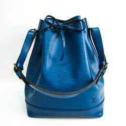 Louis Vuitton Epi Noe M44005 Women's Shoulder Bag Toledo Blue BF517304