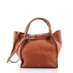 Big Bag Smooth Calfskin Small