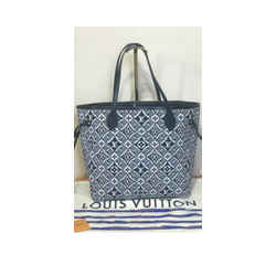 Louis Vuitton Neverfull Since 1854 Jacquard Mm Rare Shoulder Bag Tote 12.6L x 6.7W x 11.4H