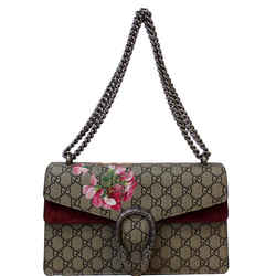 Gucci Dionysus Small Gg Blooms Shoulder Bag 400249 Beige 400249