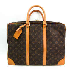 Louis Vuitton Monogram Porte Documan Voyage M53361 Men's Briefcase Mono BF521845