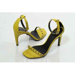 Versace Stud Sandal Heels