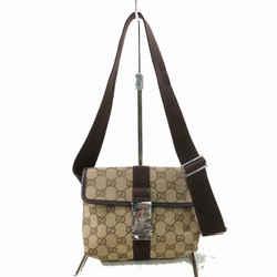 Gucci Monogram Gg Belt Bag Fanny Pack Waist Pouch 870755