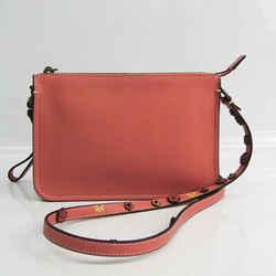 Coach Soho Crossbody Tea Rose 21037 Women's Leather Shoulder Bag Salmon BF524961