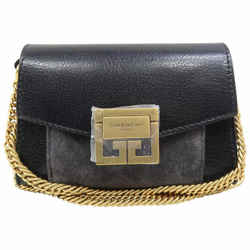 Givenchy GV3 Black Nano Shoulder Bag
