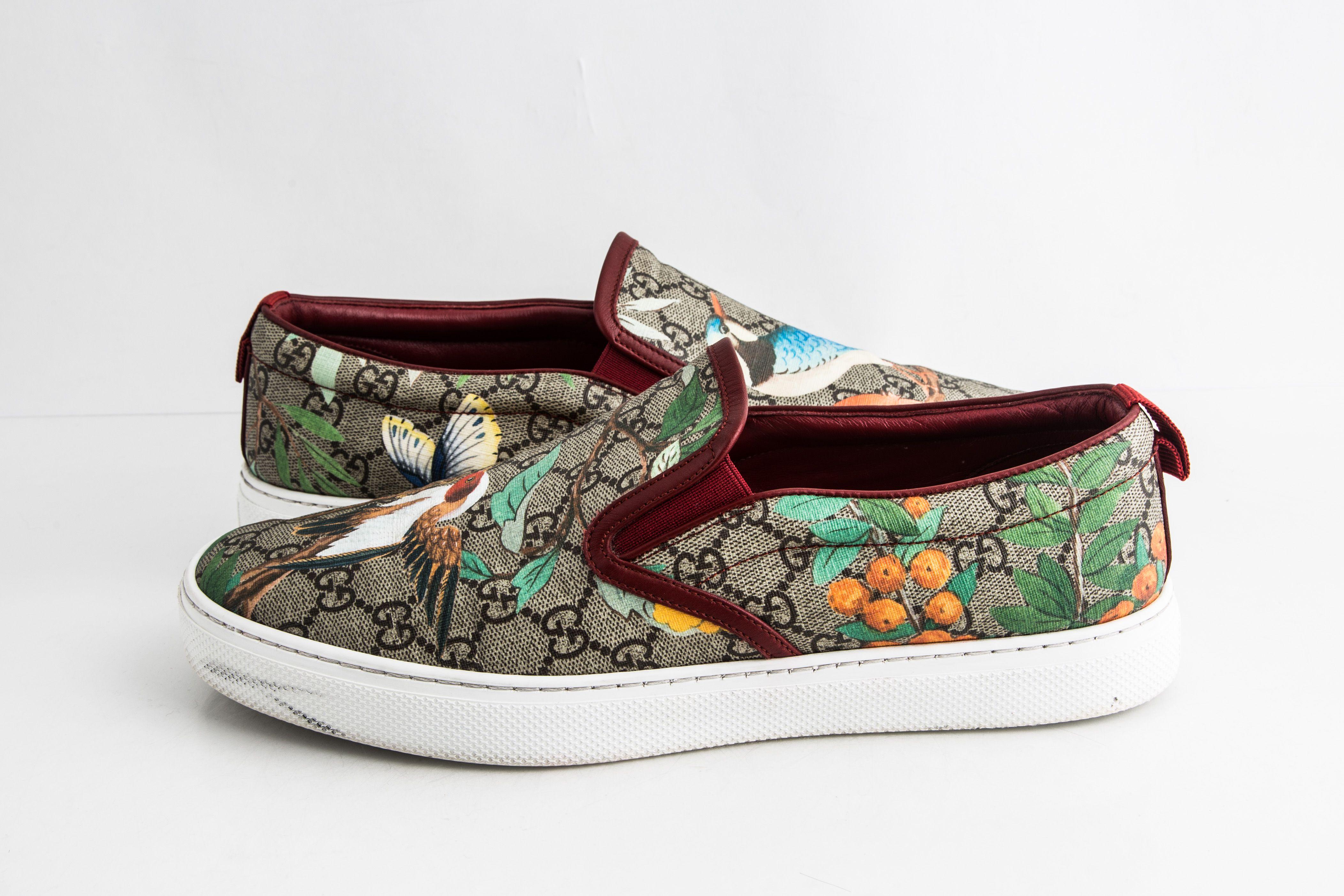 Gucci Tian Slip-On Sneaker   LePrix