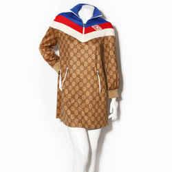Gucci Quarter Zip Long Track Jacket