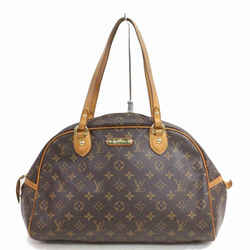 Louis Vuitton Monogram Montorgueil Boston Bowler MM 859080