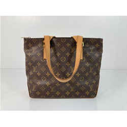 Louis Vuitton Monogram Cabas Piano Shoulder Tote Handbag