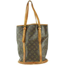 Louis Vuitton Monogram Marais Bucket GM Tote Bag 1LVL1127