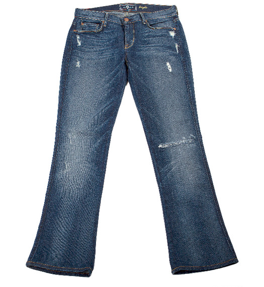 7 For All Mankind 'kaylie' Flare Jeans