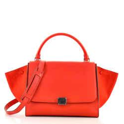 Trapeze Bag Leather Medium