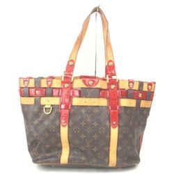 Louis Vuitton Limited Edition Monogram Rubis Salina GM Tote Bag 862725
