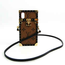 Louis Vuitton Monogram Reverse Monogram Reverse Phone Rugged Case For I BF513906
