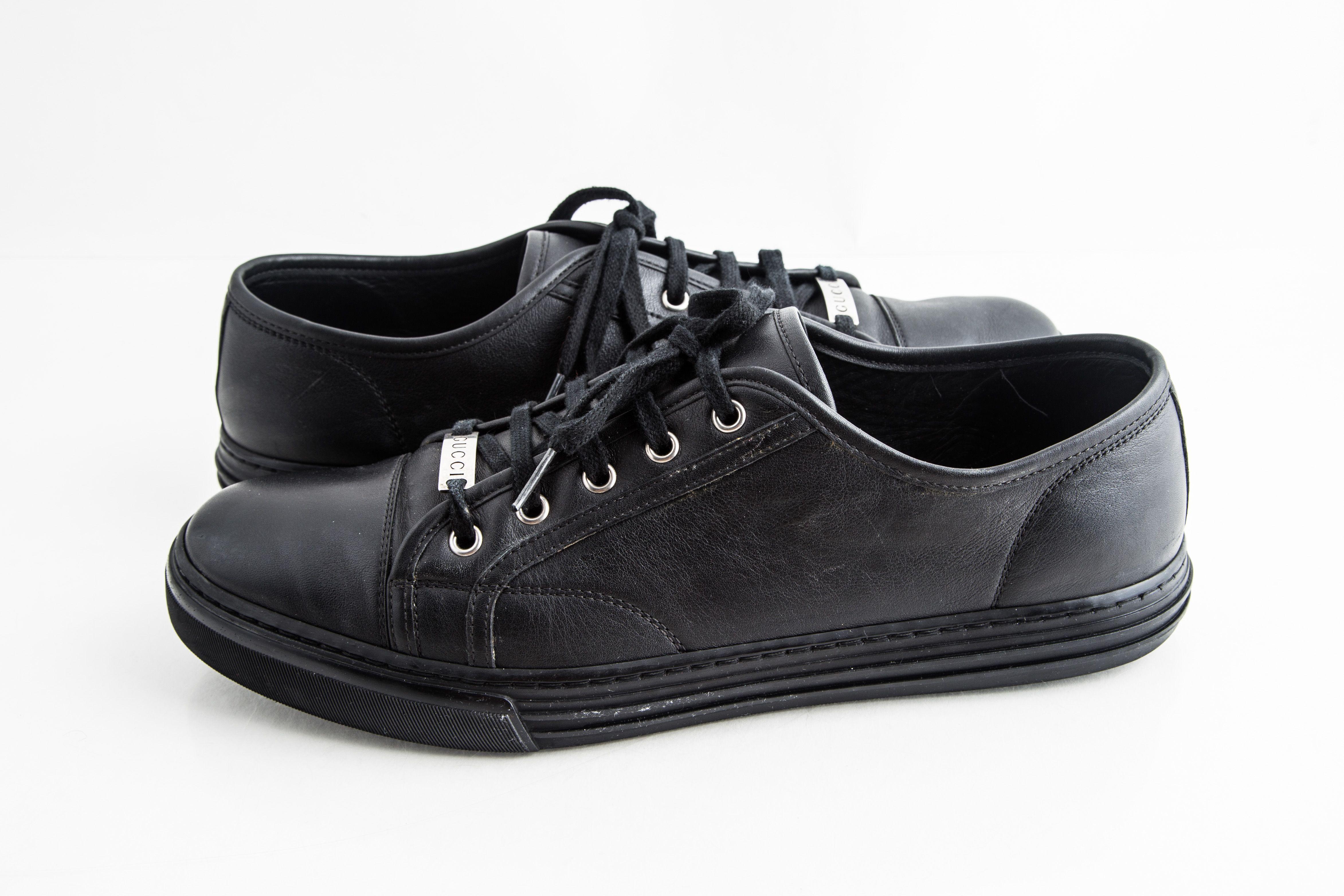 Gucci Miro Soft Nero Low Top Sneakers