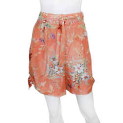 Zimmermann | Floral Print Cotton Shorts