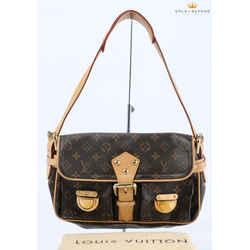 Louis Vuitton PM Hudson Monogram Shoulder Bag