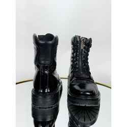 Saint Laurent Size 37.5 Boots