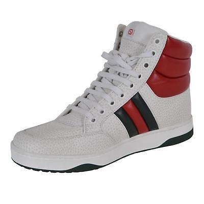 Gucci Men's 368494 Praga Karibu White