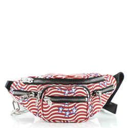 Attica Waist Bag Printed Nylon Mini